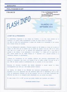 flash info 24