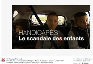 lLe scandale des enfants handicapés