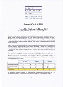 image rapport activité 2014