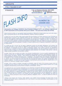 page de garde flash 36